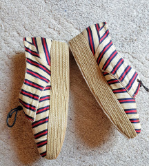 TABITHA SIMMONS dizajnerske cipele spagerice 🎀