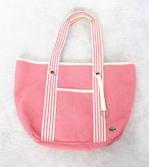 Lacoste roza torba