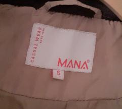 Zenska zimska jakna vel s uklj obuc pos