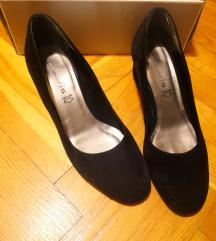 Tamaris cipele na debelu petu