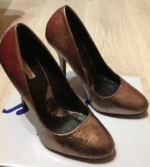 Vanilla brončane cipele