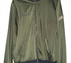 Maslinasta ARMY jaknica