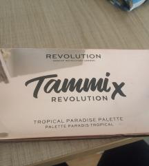 Tammi Tropical Paradise paleta Revolution