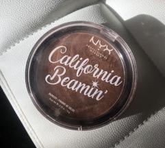 California Beamin bronzer