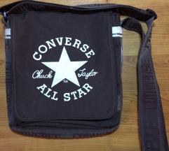 Converse smeđa torba na rame