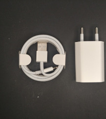 Orginal Iphone Adapter i Kabel - NOVO