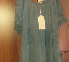 Proljetna haljina - etiketa