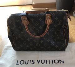 Louis Vuitton Speedy 30 original torba