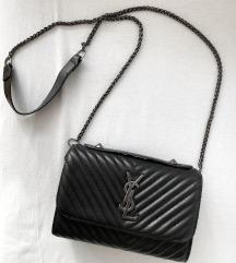 YSL crna torbica