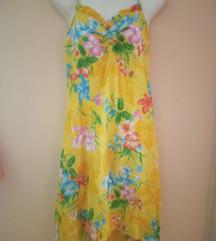 Žuta haljina Mango