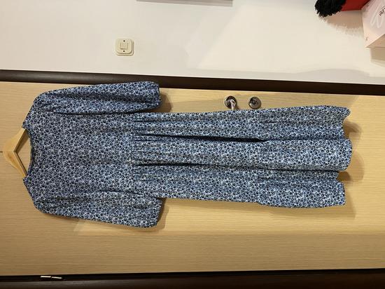 Maxi haljina sa uzorkom