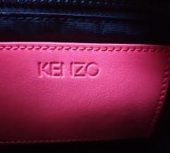 Kenzo torba-poklon prozirna Kenzo,minus 50%