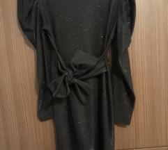 Strukirana haljina! NOVO! S/M