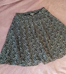 Ljetna lepršava suknjica
