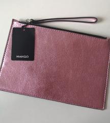NOVO Mango roza torbica