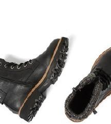 Tom Tailor ženske čizme gležnjače