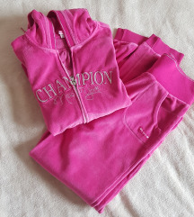 Pink trenirka