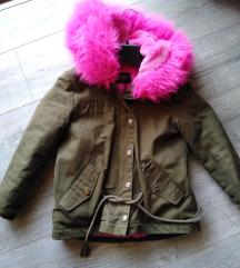 Zimska jakna vel. 6-8god.