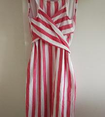 Nova prugasta haljina