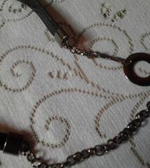 Hit faux leather lakirani remen
