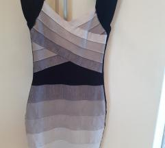Herve Leger Like Bandage dress