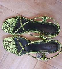 Bershka minimal sandale
