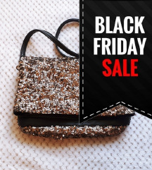 BLACK FRIDAY Stradivarius torba