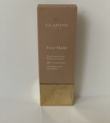 Clarins Ever Matte Skin Balancing Foundation Puder