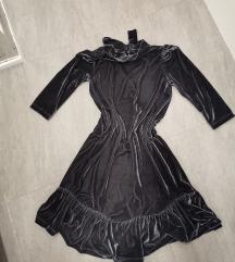 WGW plišana haljina