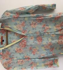 Bershka cvijetna košulja S