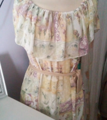 Romantic stil haljina, m