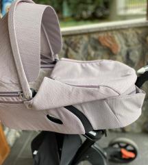 Stokke Brushed Lilac košara za bebe
