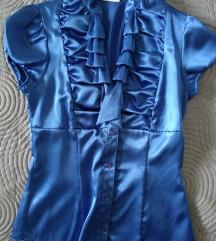 😍Kraljevsko plava košulja 😍