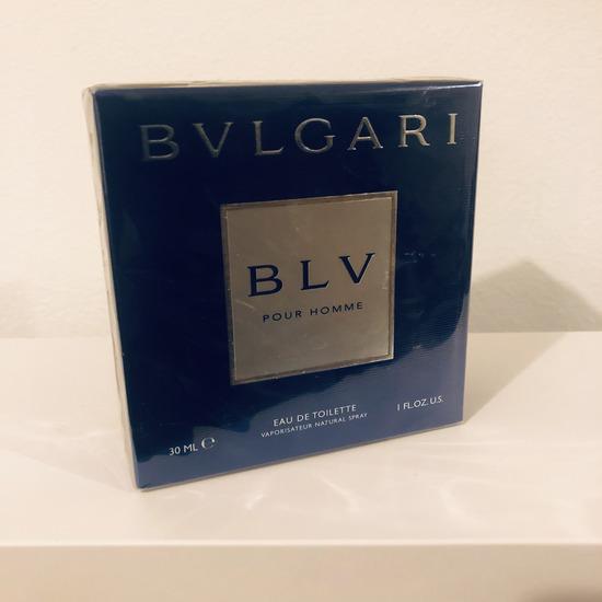 NOVO! - Bvlgari BLV Pour Homme muški parfem