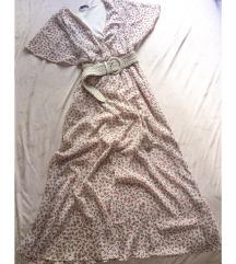 🌸 Maxi cvjetna haljina / S i M