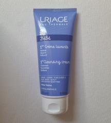 Uriage bebe cleansing cream novo