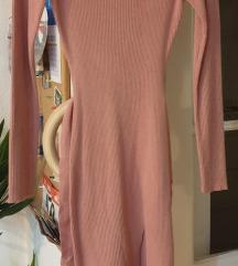 Puder roza haljina
