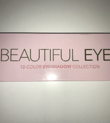 Paleta beautiful eyes NOVO
