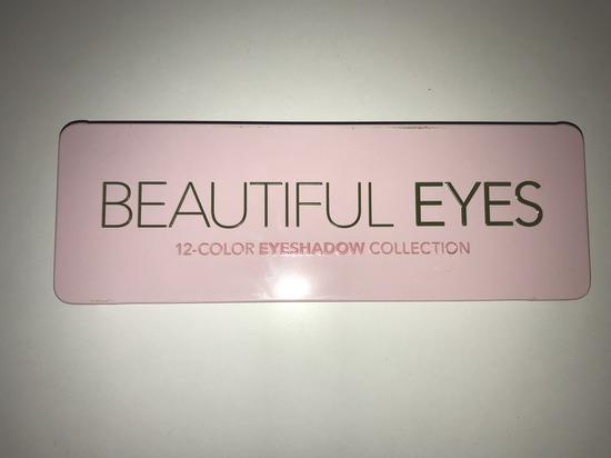 Paleta beautiful eyes NOVO