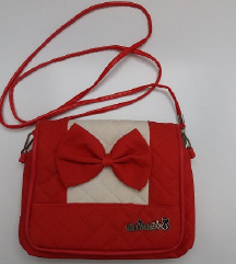Mala crvna torbica