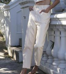 Zara paperbag hlače 44