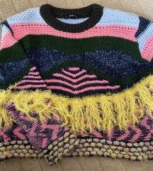 Zara knit pulover