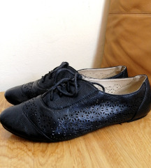 Crne niske cipele *s poštarinom*