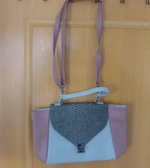 Ženska torbica višebojna