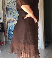 haljina na bretele xl