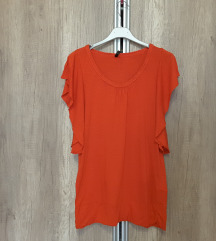 Amisu, crvena majica, XL
