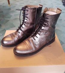Kožne čizme Guliver