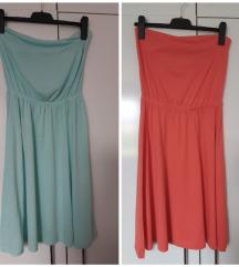 H&M haljine otvorenih leđa