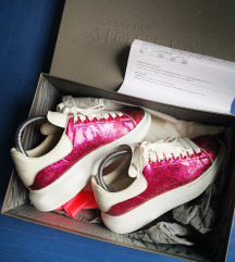 Alexander McQueen roze tenisice
