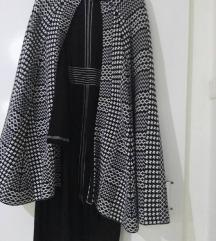 komplet haljina sa pelerinom